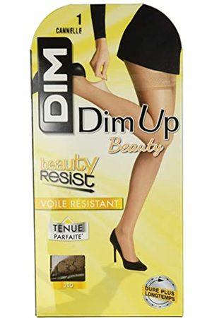 Dim Damen Strumpfhose Strick 20 den UP RESIST TRANS - - 38 (Herstellergröße: 1)