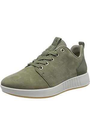 Legero Damen Essence Sneaker, (Dusty Olive 72)