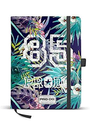 PRO-DG Diary 13x21 cm Jungle Handtaschenhalter
