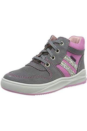 Richter Kinderschuhe Mädchen Harry Hohe Sneaker, (Ash/Lollypop/Silver 6302)