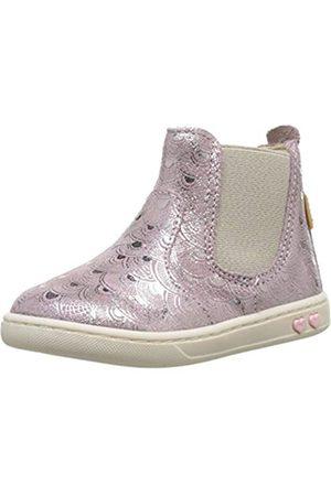Primigi Baby Mädchen PLK 44042 Stiefel, Pink (Phard 4404233)