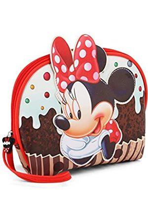 KARACTERMANIA Minnie Mouse Muffin-Trousse de Toilette Go Kulturtasche