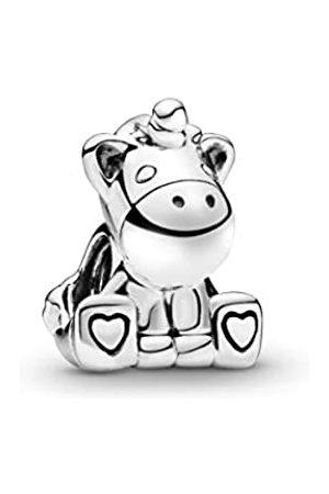PANDORA Damen Friends Bruno the Unicorn Charm Sterling 797609