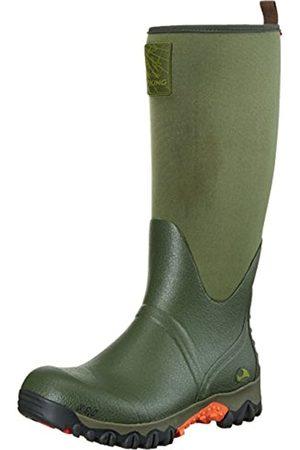 Viking Unisex-Erwachsene Falk Neo Langschaft Gummistiefel, (Green 4)