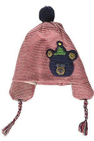Benetton Baby-Jungen Cappellino Berretto Patch Orso baseballmütze