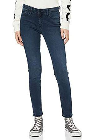 Calvin Klein Damen Ckj 011 Mid Rise Skinny Hose