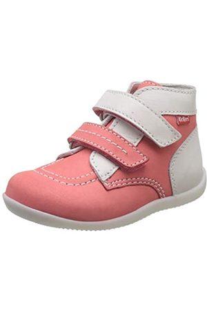Kickers Baby Mädchen Bonkro-2 Stiefel, Pink (Rose Blanc 132)