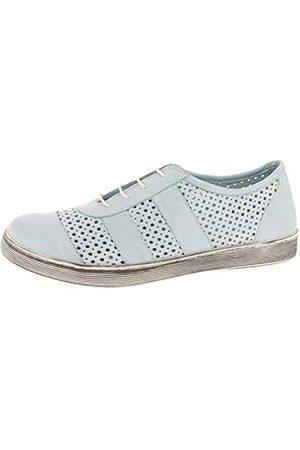 Andrea Conti Damen 1939603 Sneaker, (Hellblau 019)