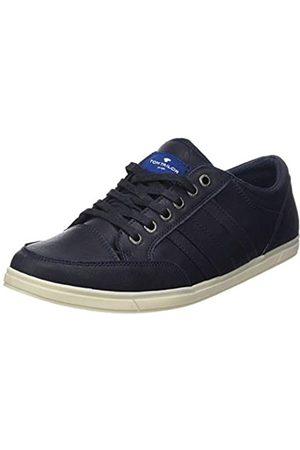 TOM TAILOR Herren 585100330 Sneaker, (Navy 00003)