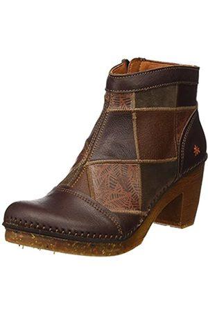 Art Damen Amsterdam Kurzschaft Stiefel, (Memphis Brown 1054)