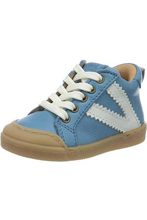 Bisgaard Unisex Baby Sylvester Sneaker, (Jeans 1702)