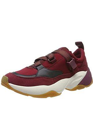 Marc O' Polo Damen 90815233502315 Sneaker, (Bordo Combi 376)