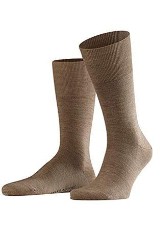 Falke Herren Socken Airport - Merinowoll-/Baumwollmischung, 1 Paar, Versch. Farben, Größe 39-50 - Warm, feuchtigkeitsregulierend