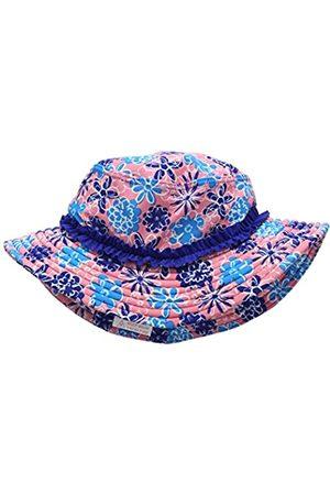 Playshoes Mädchen UV-Schutz Sonnenhut Veilchen Mütze