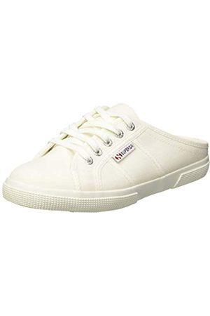 Superga Damen 2288-Vcotw Geschlossene Sandalen, (White 901)