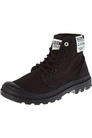 Palladium Unisex-Erwachsene Hi Organic U Hohe Sneaker, (Black/Black 466)