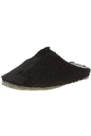 Macarena Damen ISASA76-AM New Pantoffeln, (Negro Negro)