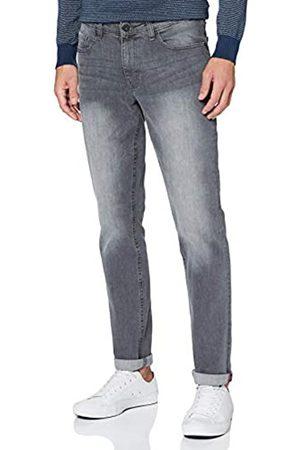 Izod Herren MID Straight Denim Slim Jeans