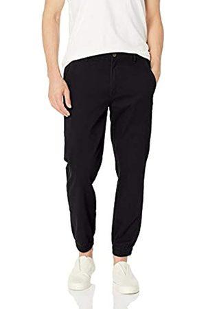 Amazon Herren-Jogginghose, Slim Fit , black