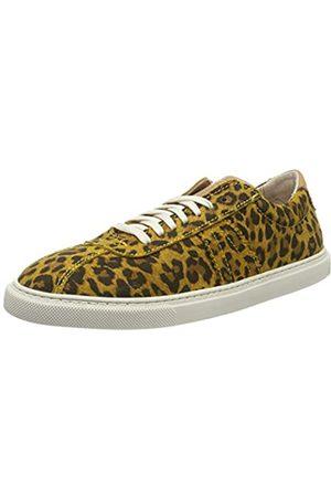 Sneaky Steve Damen Sammy Sneaker, Mehrfarbig (Yellow Leo F6b311)