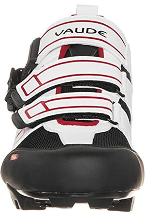 Vaude Unisex-Erwachsene Exire Advanced RC Radsportschuhe - Rennrad, (White/red 079)