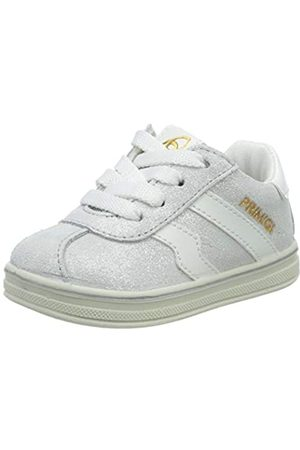 Primigi Baby Mädchen Scarpa PRIMI PASSI Bambina Sneaker, (Argento/Argento 5358822)