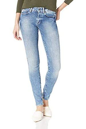 G-Star Damen 3301 Contour High Waist Skinny Jeans