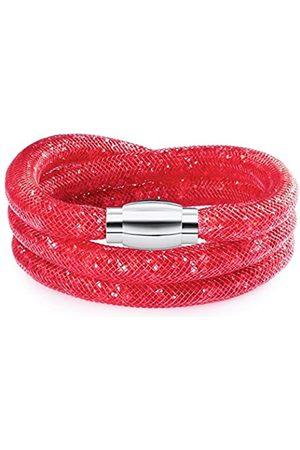 Rafaela Donata Damen-Armband Kunststoff Glas 65.5 cm - 609170963