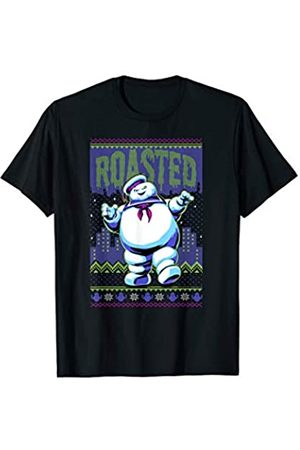 Ghostbusters Ghost Busters Stay Puft Roasted Knit T-Shirt