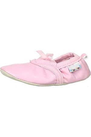Playshoes Mädchen, Balettschlà â¤ppchen Schleife Gymnastikschuhe, Pink (original 900)