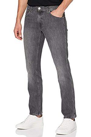 Wrangler Herren Greensboro Straight Jeans