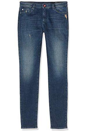 Armani Damen super mid Regular Skinny Jeans