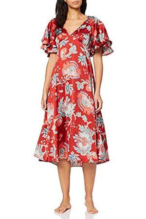 Women secret Women's Secret Damen Trendy Tapestry Tt Flower Burg Nd Fr Nachthemd