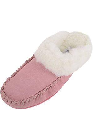 Snugrugs Damen Alisa Pantoffeln, Pink (Pink Pink)