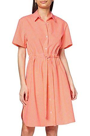 French Connection Damen Rufara Lässiges Kleid, Smwh/Oder Pop/Parsl Pnk