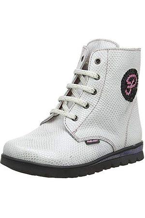 Pablosky Jungen 66003 Sneakers, (Blanco Blanco)