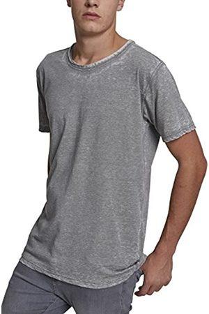 Urban classics Herren Stripe Burn Out Tee T-Shirt