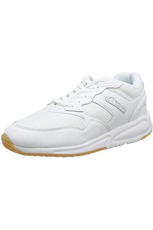 Ellesse Herren Nyc84 Sneaker, (White/White Wht/Wht)