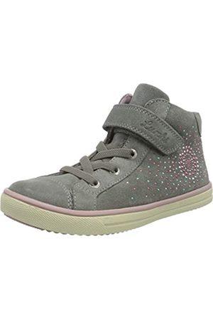 Lurchi Mädchen SMETTY Hohe Sneaker, (Grey 25)