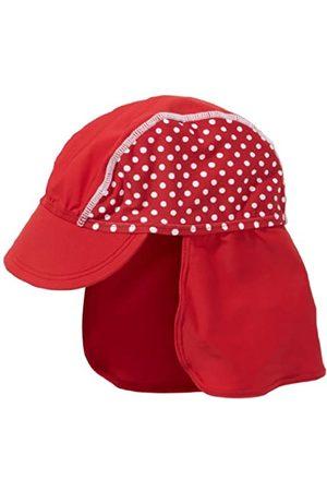 Playshoes Baby-Mädchen UV-Schutz Punkte Mütze