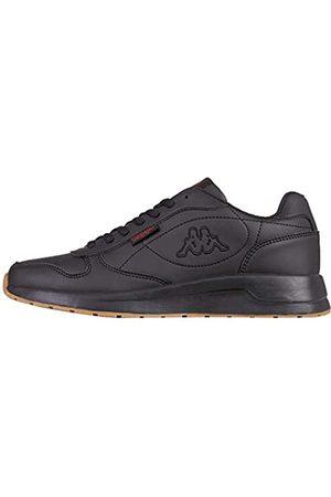 Kappa Herren Base II Sneaker, (Black 242492-1111)