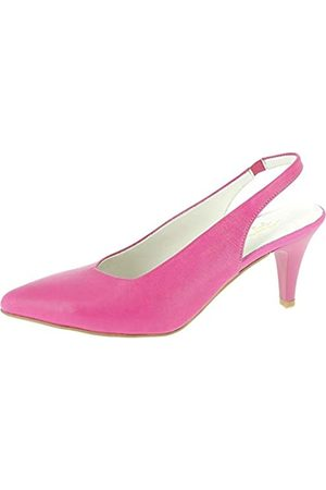 Andrea Conti Damen 1715702 Slingback Pumps, Pink (Pink 028)