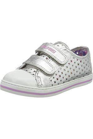 Pablosky Mädchen Sneaker, (Plateado 962651)
