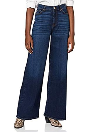7 for all Mankind Damen Lotta Flared Jeans