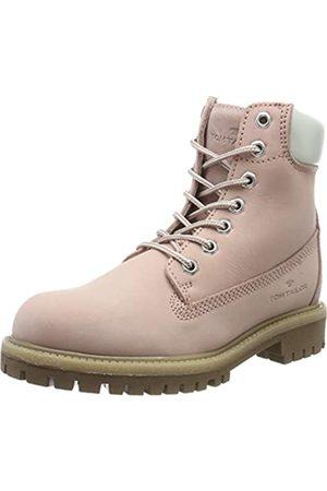 TOM TAILOR Damen 7999601 Stiefeletten, Pink (Rose 00175)