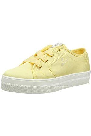 GANT Footwear Damen Leisha Sneaker, (Light Yellow G301)