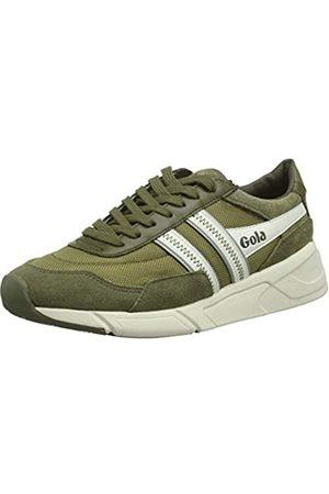 Gola Herren Eclipse Legacy Sneaker, (Khaki/Off White Nw)