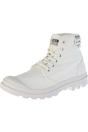 Palladium Unisex-Erwachsene Hi Organic U Hohe Sneaker, (Star White L47)