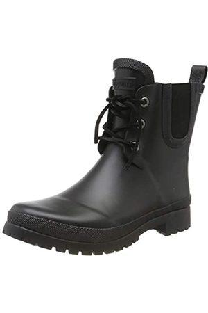 Bisgaard Unisex-Kinder Rubber Boot JUNIOR Gummistiefel, (Black 50)