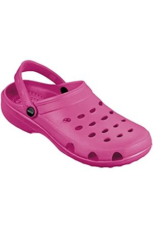 Beco Bade-Clogs f�r Damen Pink 37